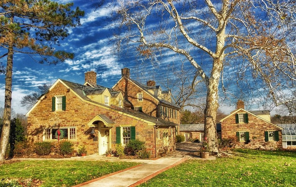 buying a home in fall
